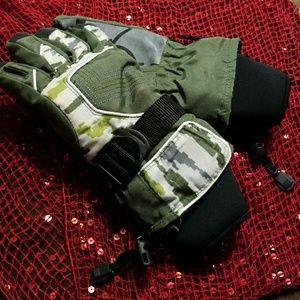 Insulation kids gloves